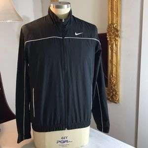 NIKE DRY FIT jacket with pockets